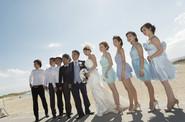 ブライズメイドとアッシャー☆ (11月22日)