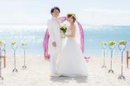 先日行われた結婚式 (7月19日)